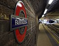 Farringdon station MMB 31.jpg