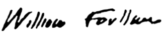 William Faulkner - Image: Faulkner signature