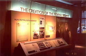 Federal Reserve Bank of Chicago - The Money Museum traces the history of the Federal Reserve Bank and also displays currency used in the past.