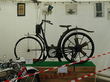 Motorized bicycle - Wikiwand