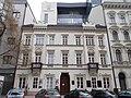 Ferenc Brei house (1855) in Lipótváros, 2016 Budapest.jpg