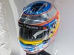 Fernando Alonso 2016 Singapore helmet top 2017 Museo Fernando Alonso.jpg