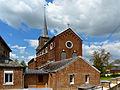 Ferriere la Petite Chevet de l'église Saint-Médard.JPG