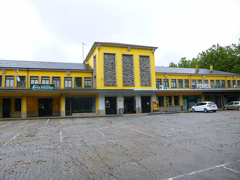 Ferrol - Estación de tren 2