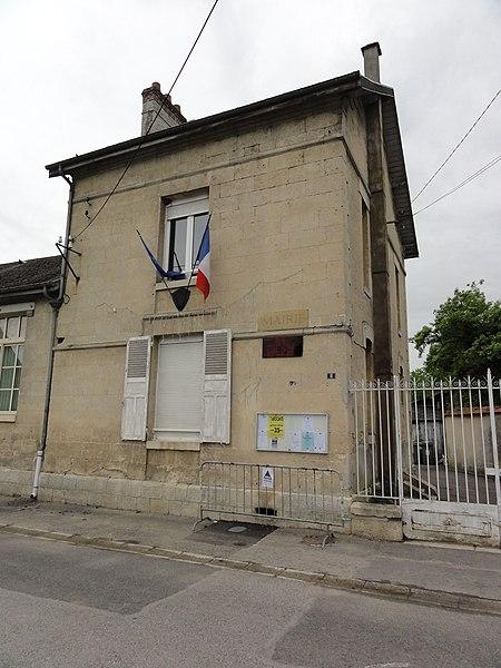 Festieux (Aisne) mairie