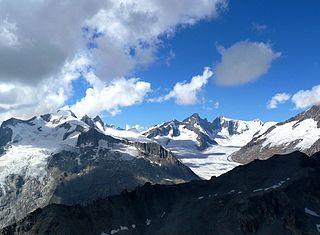 Fiescher Glacier glacier