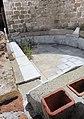 Fiesole - Archäologische Zone - Thermen - Caldarium 1, August 2019.jpg