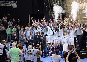Coupe de france de handball masculin 2014 2015 wikimonde - Finale coupe du monde 2015 handball ...