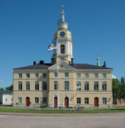 The Town Hall of Hamina