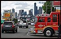 Fire Station ^ 14 - 3224 4th Ave. S. - SODO Ladder 7 Aid 14 Rescue 1 Reserve Rescue Unit - panoramio.jpg