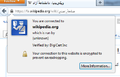 Firefox 23.0.1 Certificate Validation.png