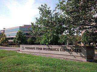 Firemans Fund Insurance Company Defunct insurance company based in Novato, California, United States
