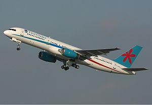 First Choice Airways Boeing 757 Spijkers.jpg