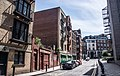 Fishamble Street is a street in Dublin within the old city walls. - panoramio.jpg