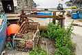 Fishing equipment in Cadgwith (8239).jpg