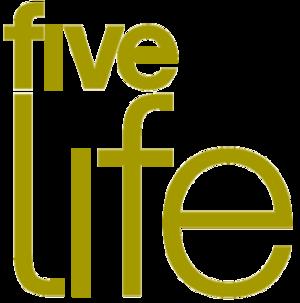 5Star - Image: Five Life logo