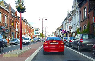 Fléron Municipality in French Community, Belgium