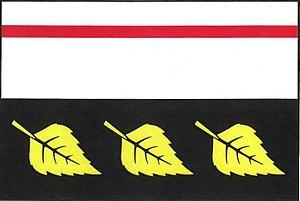 Březské - Image: Flag of Březské