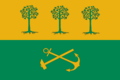 Flag of South-East district in Moscow.png