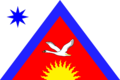 Flag of Zarevskoe (Adygeya).png