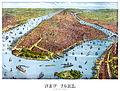 Flickr - …trialsanderrors - When New York was flat, 1879.jpg
