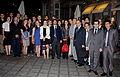 Flickr - Convergència Democràtica de Catalunya - Oriol Pujol sopar amb catalans a Brussel·les.jpg