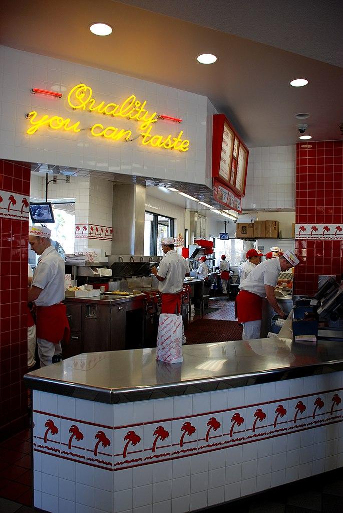 Burger Kitchen California