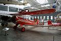 Focke-Wulf FW-44J Stieglitz D-ECUX LFrontSide DMFO 10June2013 (14586831765).jpg