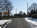 Folksworth approach from the Morborne road - geograph.org.uk - 1162739.jpg