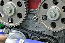 Timing belt (camshaft) - Wikipedia