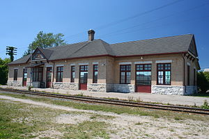 Former Canadian Pacific Railway Station, Peterborough.jpg