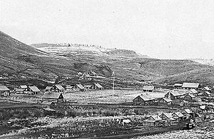 Fort Harney, Oregon, 1872.jpg