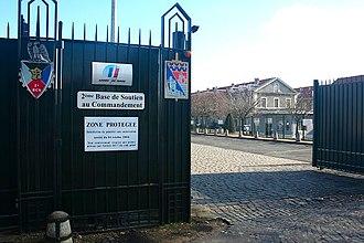 Fort Neuf de Vincennes - Image: Fort Neuf Vincennes