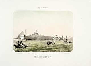 Fortaleza de Villegaignon