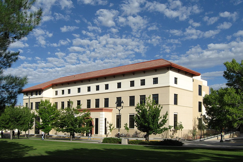 Foster Hall New Mexico State University Las Cruces