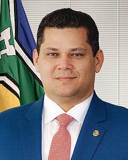Davi Alcolumbre Brazilian politician