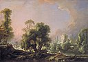 François Boucher - Idyllic Landscape with Woman Fishing - 60.248 - Indianapolis Museum of Art.jpg
