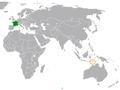 France East Timor Locator.png