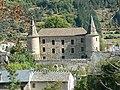 France Lozère Florac Château 3.jpg