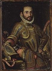 Portrait of Francesco Maria II della Rovere