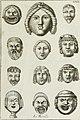 Francisci Ficoronii Reg. Lond. Acad. socii dissertatio de larvis scenicis et figuris comicis antiquorum Romanorum, et ex Italica in Latinam linguam versa (1754) (14779882034).jpg