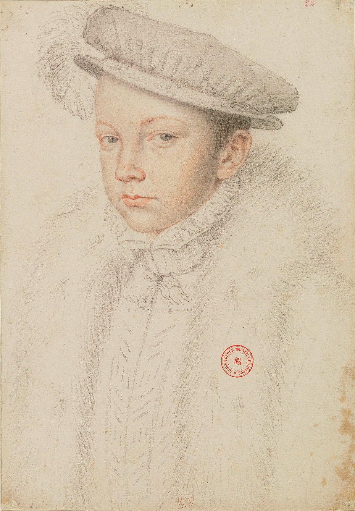 Francis II of France - Wikipedia
