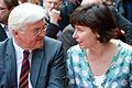 Frank Walter Steinmeier mit Jutta Steinruck.jpg