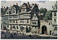 Frankfurt, Goethehaus vor 1755.jpg