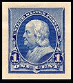 Franklin-1890-1c Die-proof-90.jpg