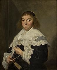 Portrait of Maria Pietersdr Olycan