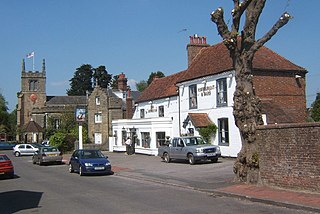 Frant village and civil parish in the Wealden District of East Sussex, England
