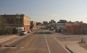Frazee, Minnesota - Downtown Frazee