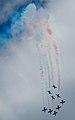 Frecce Tricolori NL Air Force Days (9288701869).jpg
