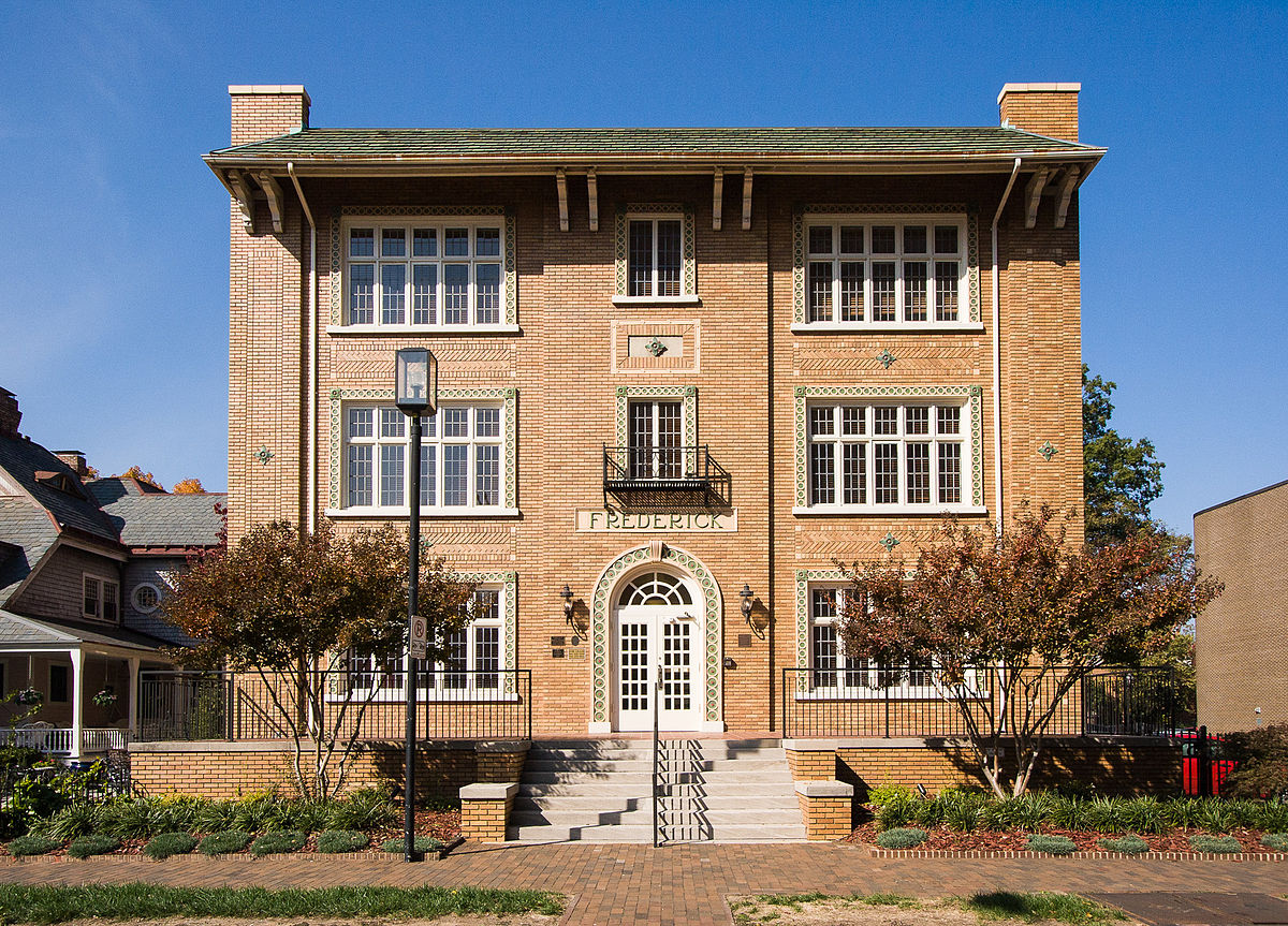 Frederick Apartments (Charlotte, North Carolina) - Wikipedia